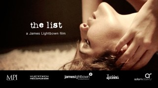 The List – Director's Cut by James Lightbown film