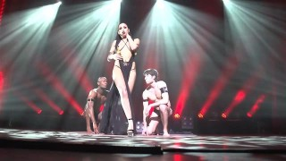Monde Ose – Royal Burlesque Ball event