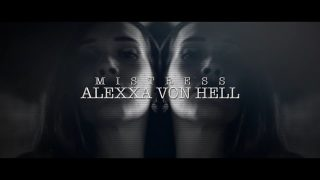 Montreal Dominatrix Mistress Alexxa Von Hell